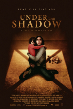 Under the Shadow pictures.