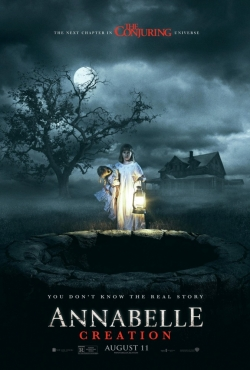 Annabelle: Creation pictures.